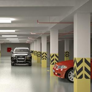 Автостоянки, паркинги Тульского