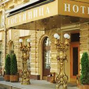 Гостиницы Тульского