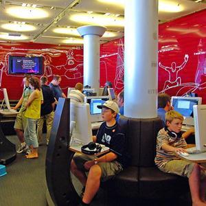 Интернет-кафе Тульского
