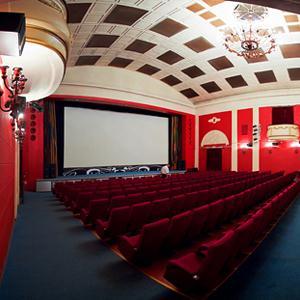 Кинотеатры Тульского