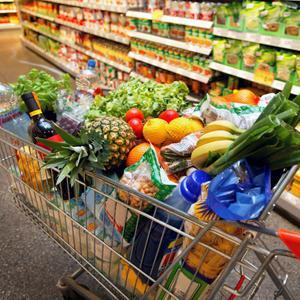 Магазины продуктов Тульского
