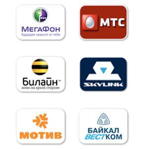 Операторы сотовой связи Тульского