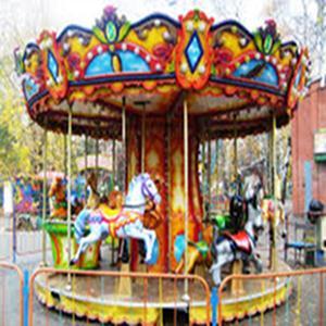 Парки культуры и отдыха Тульского