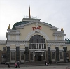 Железнодорожные вокзалы в Тульском