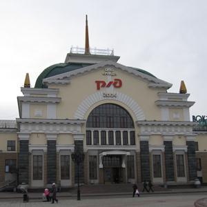 Железнодорожные вокзалы Тульского